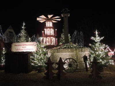 Treffen auf dem Weihnachtsmarkt @ Lions Club Glühweinstand | Bad Salzuflen | Nordrhein-Westfalen | Deutschland